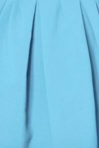 Tela: Azul claro
