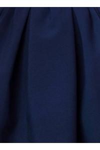 Tela: Azul marino