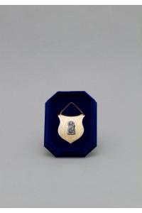 Medalla votiva 614