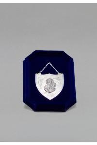 Medalla votiva 612
