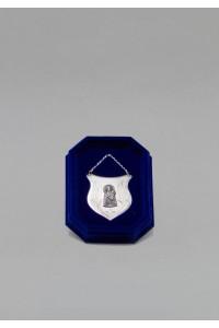 Medalla votiva 611