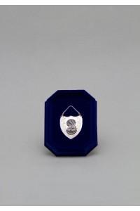 Medalla votiva 610