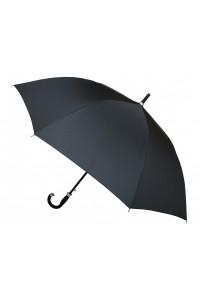 Paraguas largo negro XXL...