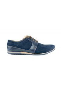 Zapatos casual azul marino...