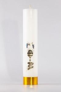 Comunión - vela de altar [K9]
