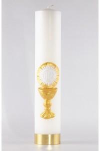 Comunión - vela de altar [K5]