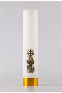 Comunión - vela de altar [K1]