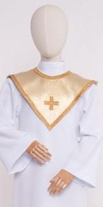 Cuellos - Vestimentas para coro - IndumentariaLiturgica.es