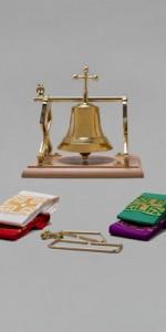 Campanas de pared - Objetos litúrgicos - IndumentariaLiturgica.es