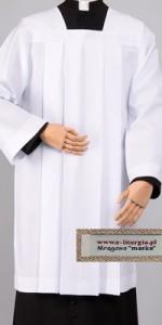 Sobrepellices simples - Roquetes para sacerdotes - IndumentariaLiturgica.es
