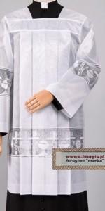 Sobrepellices para visitas navideñas - Roquetes para sacerdotes - IndumentariaLiturgica.es