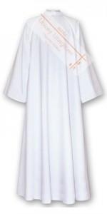 Albas simples - Albas para sacerdotes - IndumentariaLiturgica.es